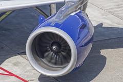 G-TTNF Airbus A320-251N (2) (Disktoaster) Tags: dus düsseldorf airport flugzeug aircraft palnespotting aviation plane spotting spotter airplane pentaxk1