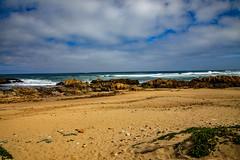 Rocky Beach (Johann (Still Me!)) Tags: beach rocks rocky strand rotse clouds seascape landscape buffelsbaai buffalobay waterscape johanndejager ef24105mmf4lisiiusm canoneos5dmarkiv
