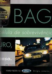 Bravo_12_09/98_Pag3_Ford (rafael.mota15) Tags: carro air bag camadas de informação composição excêntrica diferentão ford