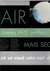 Bravo_12_09/98_Pag2_Ford (rafael.mota15) Tags: carro air bag camadas de informação composição excêntrica diferentão ford