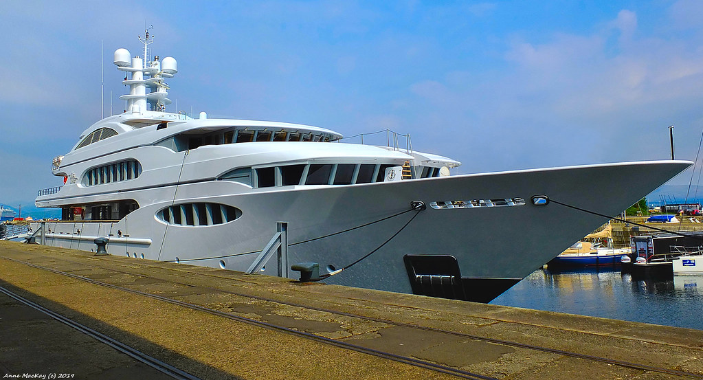 The World S Newest Photos Of Greenock And Yacht Flickr Hive Mind