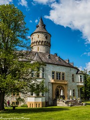Schloss Oelber am weißen Wege 12052019 02 (U. Heinze) Tags: schloss oelber 2019 olympus penf 1240mm germany deutschland norddeutschland