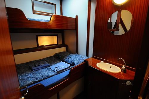 Cabin #1 and # 2 @ Lionel Baizeau