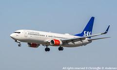 LN-RGI (29) (Christoffer Andersen) Tags: sas scandinavianairlines sasnewcabin boeing b737 b737800 b737800wl osl osloairportgardermoen gardermoen passengerplane airplane aircraft planespotting