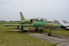 Slovak Air Force, AERO L-39ZA Albatros (j.ersil) Tags: aircraft military jet trainer aerovodochody piešťany airport festival letectva airshow slovak air force museum retired l39 albatros
