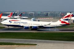 British Airways | Boeing 747-400 | G-CIVE | London Heathrow (Dennis HKG) Tags: aircraft airplane airport plane planespotting oneworld canon 7d 100400 london heathrow egll lhr britishairways ba baw speedbird boeing 747 747400 boeing747 boeing747400 gcive