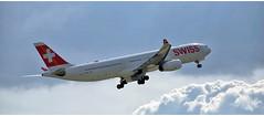 Swiss HB - JHJ (Stefan Wirtz) Tags: hbjhj zrh lszh swiss swissairline swissairbus swissa330 swissa330343x a330 a330343 a330343x airbusa330 airbusa330343 airbusa330343x kloten zürich zürichairport zürichflughafen zurich airportzürich aeroportzurich flughafen flughafenzürich passagiermaschine passagierjet jet jetplane plane airplane aeroplane düsenflugzeug düsenjet widebody grossraumflugzeug langstreckenflugzeug schweiz suisse switzerland runway runway16 departure startphase cockpit himmel sky tamron canon