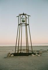 Bombay Beach, California (reza.rostampisheh) Tags: fuji gw690ii gw690 portra160 mediumformat fujinon 120 6x9