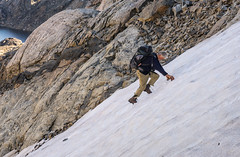 Kaerven, going down................. (apcmitch) Tags: mountains snow eastgreenland2014 greenland sonya7 dolphin