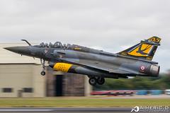 Dassault Aviation Mirage 2000 D - Couteau Delta (Aimeric D. Photographies) Tags: aviation fighter avion lane planes airshow aircraft riat