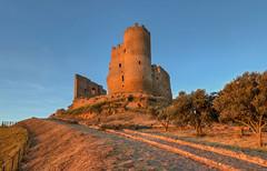 U CANNUNI (Dario654321) Tags: mazzarino sicilia italy italia castello landscape golden canon80d canon 1635 ngc luce light castle travel viaggio europe sun sky cielo