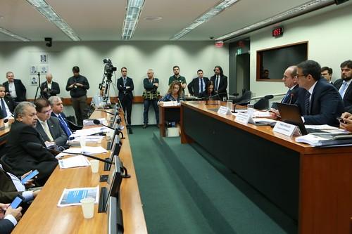 Audiência pública com o Presidente do Banco Central do Brasil, Roberto Campos