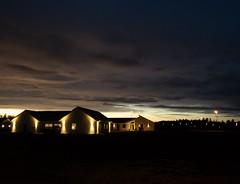 The last slivers of daylight (Erik Viggh) Tags: adobe lightroom sunset shotoniphone