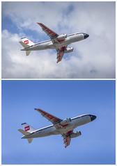 BEA retrojet (Nimbus20) Tags: bea britishairways nostalgia retro anniversary centenary airbus a319