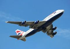 G-CIVX Boeing 747-436 British Airways (R.K.C. Photography) Tags: gcivx boeing 747436 b747 aircraft airliner aviation british britishairways ba baw speedbird heathrow london england unitedkingdom uk londonheathrowairport lhr egll canoneos100d