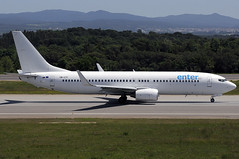 Enter Air B737-86J OM-GTF GRO 10/05/2019 (jordi757) Tags: airplanes avions nikon d300 gro lege girona costabrava boeing 737 boeing737 b737 b737800 enterair omgtf
