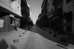 Ciudad Vieja, Montevideo (Celso Kuwajima) Tags: epsonv800 silverfastai 20190548 people building streetphotography ilfordpanfplus50 architecture leicasuperangulon13421mm analogphotography outdoor bw leicamp montevideo montevideodepartment uruguay