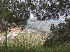 Jordan fence (Shahrazad26) Tags: ajlun jordanië jordan view uitzicht fence barrière hek hff