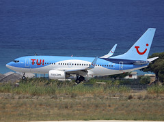 OO-JAR (QC PHOTOGRAPHY) Tags: rhodes diagoras greece july 31st 2018 tui airlines belgium b737700wl oojar
