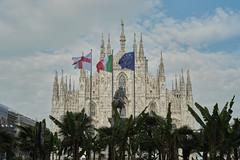 Milano - Piazza del Duomo (Bruno Carrettoni) Tags: fujifilm leica città milano