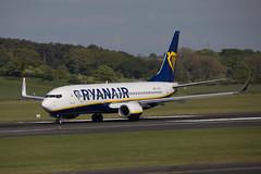 Boeing 737 EI-GXG 5D4_2959 (Ronnie Macdonald) Tags: ronmacphotos aircraft prestwick boeing737 eigxg ryanair