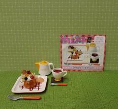 Megahouse Cafe De Cake Afternoon Tea No. 06 (wpnschick) Tags: megahouse asianminiature onesixthscale 16 miniaturefood miniaturedishes