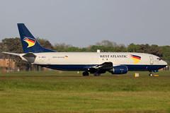 G-JMCS_01 (GH@BHD) Tags: gjmcs boeing 737 734 b737 b734 7374yosf westatlantic bfs egaa aldergrove belfastinternationalairport aircraft aviation airliner freighter cargo