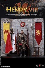 COOMODEL 20190516 CM-SE048 Henry VIII (Wolf Hall Ver Stage Only) - 06 (Lord Dragon 龍王爺) Tags: 16scale 12inscale onesixthscale actionfigure doll hot toys coomodel