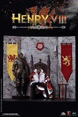 COOMODEL 20190516 CM-SE048 Henry VIII (Wolf Hall Ver Stage Only) - 05 (Lord Dragon 龍王爺) Tags: 16scale 12inscale onesixthscale actionfigure doll hot toys coomodel