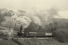 Esk Valley (Jacobite52) Tags: 926 repton southern northyorkshiremoorsrailway nymr railway train steam