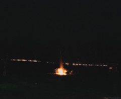 Light Traces (GPhace) Tags: 120mm 2019 kodak longexposure mamiya mediumformat portra400 rb67pros upstatenewyork bachelorparty headlights nightphotography nightshots tripod