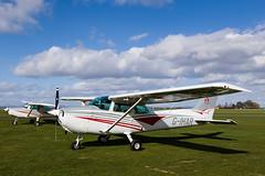 G-IHAR Cessna 172, Scone (wwshack) Tags: acsflighttraining ce172 cessna cessna172 egpt psl perth perthairport perthshire scone sconeairport scotland skylane gihar