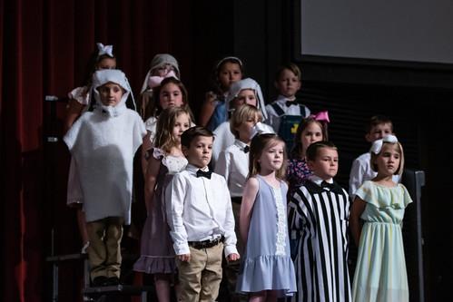 Mrs. Harden's Kinder Graduation 2019