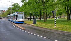Koningsdagroutes 2019-8 (Peter ( phonepics only) Eijkman) Tags: amsterdam city detour omleiding gvb tram transport trams tramtracks trolley combino rail rails strassenbahn streetcars nederland netherlands nederlandse noordholland holland