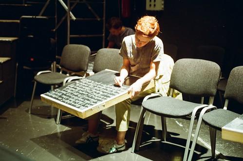Is there life on stage :: Ima li života na sceni