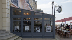 Cabourg (garpar) Tags: cabourg normandie france calvados d7500 garpar brasserie bar proust