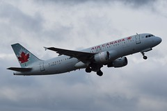 C-GQCA (LAXSPOTTER97) Tags: air canada airbus a320 a320200 cgqca cn 210 aviation airport airplane cyvr