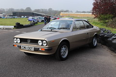 Lancia Beta 2000 CMX130T (Andrew 2.8i) Tags: haynes museum sparkford classic car cars classics breakfast meet show italian coupe 2000 beta lancia