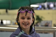 Rose After Swimming Lessons (Vegan Butterfly) Tags: person kid child vegan homeschool homeschooling swim swimming lessons pool