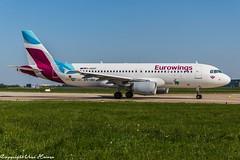 Eurowings (Croatia Stickers) D-ABDP (U. Heinze) Tags: aircraft airlines airways airplane plane planespotting flugzeug haj hannoverlangenhagenairporthaj eddv nikon d610 nikon28300mm