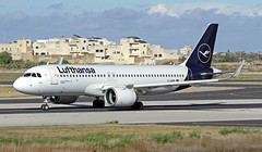 D-AINM LMML 16-05-2019 Lufthansa Airbus A320-271N CN 8456 (Burmarrad (Mark) Camenzuli Thank you for the 18.9) Tags: dainm lmml 16052019 lufthansa airbus a320271n cn 8456