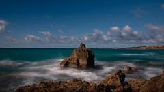 Windy days in West Coast (Nicola Ferro) Tags: nature shoots picture landscape sardegna sardinia sigma wideangle nikon sea seascape clouds sky photography