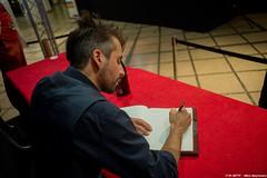 37th BIFFF - Antrum Signature - 18-04 - Mike Meysmans (6) (@BIFFF) Tags: bifff film antrum