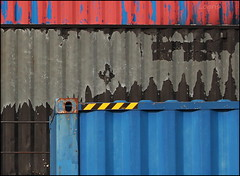 Container colors (Logris) Tags: container hafen habor color farben canon