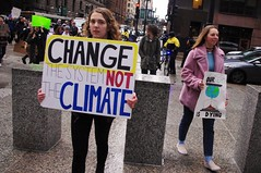 Change The System (michael.veltman) Tags: youth environmental climate strike protest chicago illinois