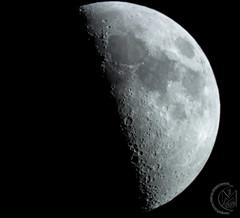 48.1% First Quarter Moon [2019.05.11] (1CM69) Tags: 1cm69 750d as3 astrophotography autostakkert bishnym bishopsnympton byeos canon canon750d celestron celestroncpc925 cpc925 exiftool geosetter kjevans luna lunar lune moon photoshop pipp starizonamicrotouchautofocuser england unitedkingdom