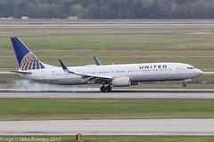 N63820 - 2014 build Boeing B737-924ER, smoky arrival on Runway 08R at Houston (egcc) Tags: 0820 43534 4847 b737 b737900 b737900er b737924er b737ng boeing boeing737 boeing737900er bush houston iah intercontinental kiah lightroom n63820 staralliance texas ua ual united unitedairlines
