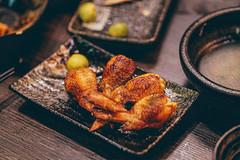 明太子雞翅 (aelx911) Tags: a7rii a7r2 sony fe85 fe85f18 food japanesefood night cityscape 台灣 台北 居酒屋 食物