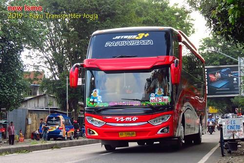 New Ismo Jetbus Shd 3 Adiputro Hino Rk8 R260 A
