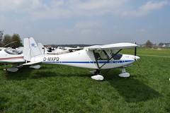 D-MXPDIkarus Comco C-42 (graham19492000) Tags: markdorfairfield dmxpd ikarus comco c42